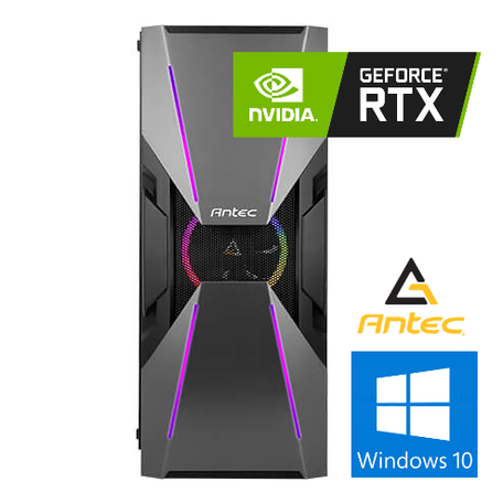 Game-PC Core i9 9900K 32GB 2TB SSD RTX2080 8GB Win10 PRO