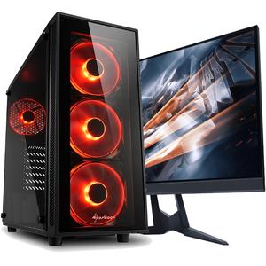 Game-PC AMD Ryzen 5 3600 16GB 1TB RTX2060 6GB
