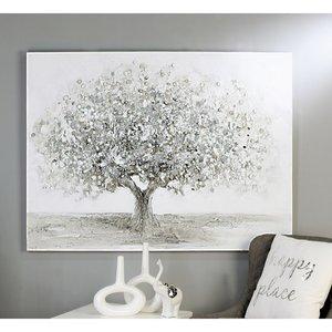 canvas schilderij boom