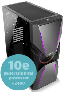 Game-PC Vulcan Core i7 10700K 16GB 1TB SSD RTX2060 Super 8GB