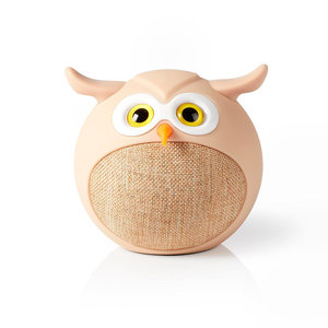 Animaticks Bluetooth Speaker   3 Uur Speeltijd   Handsfree bellen   Olly Owl