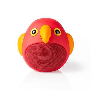 Animaticks Bluetooth Speaker   3 Uur Speeltijd   Handsfree bellen   Perry Parrot