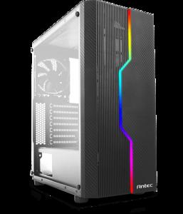 Game-PC AMD Ryzen 5 3600 16GB 1TB Radeon RX550 4GB Win10